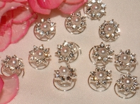 Faith-Couture Pearl design (set of 12) - sale