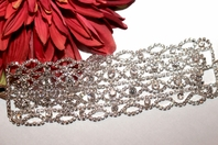 Florence -  Romantic rhinestone royal bridal wedding bracelet - SPECIAL