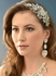Francine - Beautiful floral crystal headband - SALE