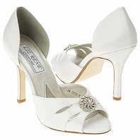 Giselle - Vintage Inspired bridal Shoes by Liz Rene Touch ups