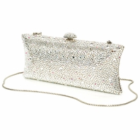 GORGEOUS SWAROVSKI CRYSTAL evening bag - SALE!!