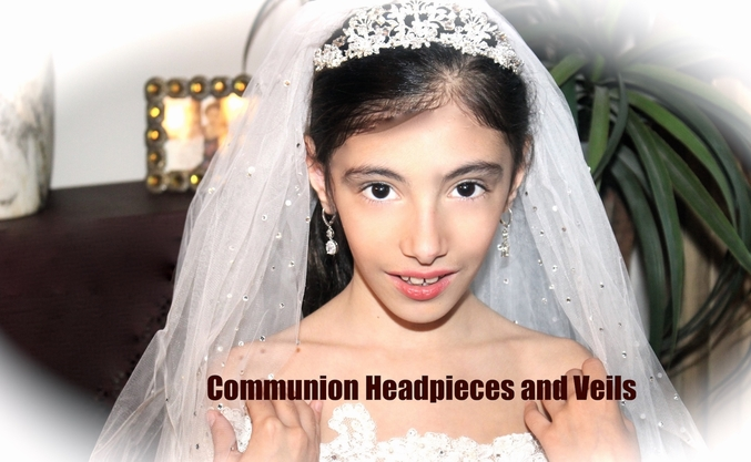 Bridal Wedding Jewelry Hair Accessories Veils Tiaras