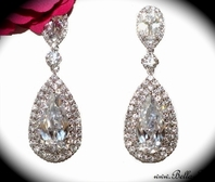 Irana - Royal Collection - Brilliant CZ Earrings - SALE
