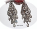 Jamina - Royal Crystal wedding Chandelier earrings - SPECIAL - SOLD