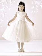 Joan Calabrese communion dress 117346 - FREE VEIL - free shipping