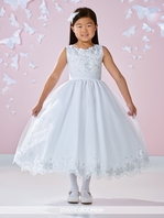 Joan Calabrese first communion dress 117360 -FREE VEIL