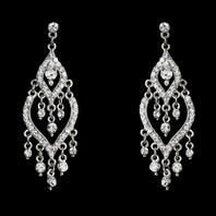 Kerie - Vintage Beauty chandelier bridal earrings - SPECIAL