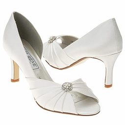 Liz Rene Melissa - Rhinestone Bridal Shoes - Size 9 ONLY - SPECIAL ONE LEFT