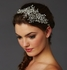Luxurious collection - Dazzling Swarovski crystal wedding hair vine bridal headpiece
