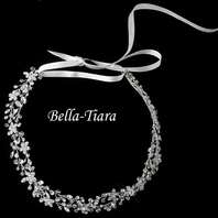 Luxury Collection - Swarovski Crystal hair vine bridal headband - SPECIAL