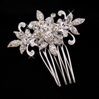 Malena-Victorian Beauty Bridal Hair Pins (Sold Individually)