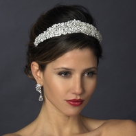 Marty - Spectacular Royal collection Swarovski crystal tiara - BACK IN STOCK  - 20% OFF (code tiara20)