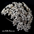 Maxima - NEW gold swarovski crystal wedding headband - SALE