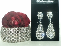 Miranda - GORGEOUS swarovski crystal set - SPECIAL back in stock