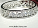 Murana -  Royal Collection - Beautiful elegant CZ wedding bracelet - SPECIAL
