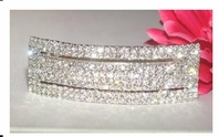 NEW!! Beautiful dazzling rhinestone hair barrette - SALE!!