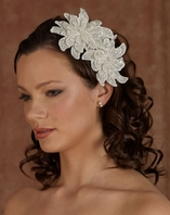 NEW!! Edward Berger Flower Headpieces - Style 1250