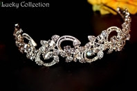 NEW!! Royal collection - Elegant Swarovski crystal headband - Amazingly priced!!