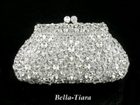 NEW!! Stunning Swarovski crystal purse bag - SPECIAL