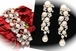 Picasso - Beautiful pearl crystal wedding jewelry set - SPECIAL
