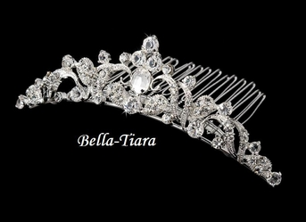 Rapunzel - Charming princess royal comb tiara - SALE!!