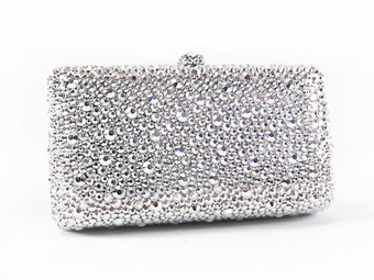 Hollywood Swarovski Crystal Purse Super Deal