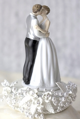 Couple Cake Toppers
