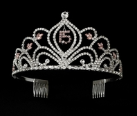 Royal 15 Quinceañera Tiara- SALE