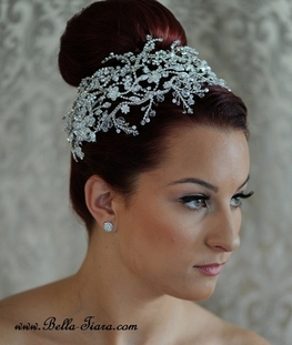 Royal Collection Crystal Headpieces