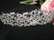 Royal Collection - Empress Swarovski crystal vintage crown tiara - SALE