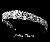 Royal Collection - RADIANT Swarovski crystal headband - SALE