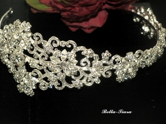 Royal Collection - Stunning Swarovski crystal headband - SALE