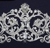 Royal Collection  - Swarovski regal wedding crystal crown - SALE