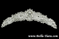 Salma - NEW!! Gorgeous new Swarovski crystal bridal comb - SPECIAL  one left!!