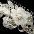 Sentiment - New!! Beautiful floral crystal hair comb vine - SALE