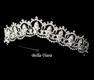 Sharon - Beautiful Vintage Royal Wedding Tiara - SPECIAL!!