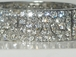 Stacy - GORGEOUS High end Swarovski crystal cuff wedding bracelet - SPECIAL!!