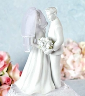 Stephanotis Flower Wedding Bride and Groom