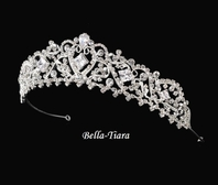 STUNNING Princess Romantic bridal tiara - SALE