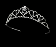 Sweet 15 Quincea�era Tiara- SALE