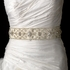 Tessa - Spectacular High end Crystal wedding sash - SALE