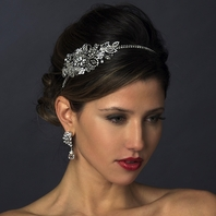 Valora - New beautiful vintage crystal wedding headband - SALE 52d37de3a56