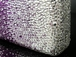 Viola - GORGEOUS Swarovski crystal evening purse - SALE