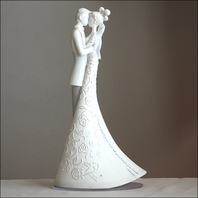 Wedding Cake Topper - Language of Love - back in stock