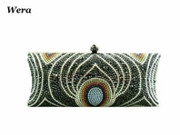 Wera - Stunning Swarovski crystal evening purse - sale