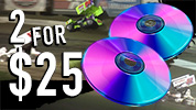 2 for $25 DVD Combo: Thunder on the Hill Sprint Cars
