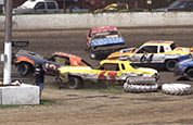 Grandview Speedway - July 20, 2014 DVD (Afternoon Outlaw Enduro)