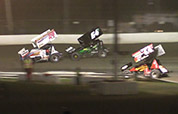 Grandview Speedway - July 20, 2014 DVD (Open Wheel Spectacular)