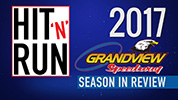 HIT 'N' RUN 2017: The Grandview Speedway Season in Review DVD