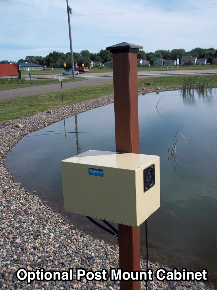 Kasco Robust-Aire Pond Aeration System - RA3